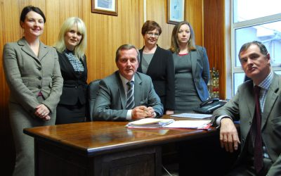 Welcome to DJ O'Meara and Sons Solicitors